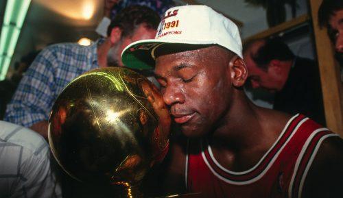 Michael Jordan elige su quinteto ideal NBA… y no hay nadie actual