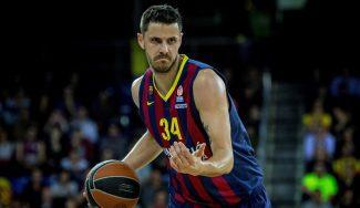 Así se despide Bostjan Nachbar del baloncesto como jugador