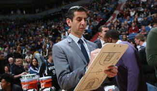 James Borrego, nuevo entrenador jefe de Charlotte Hornets