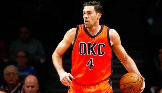 Nick Collison confirma su retirada de la NBA tras 15 años: así se despide