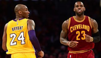 Traspaso de poderes en los Lakers: LeBron usará la taquilla de Kobe