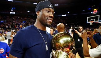 Ben Wallace, más leyenda de los Pistons: ahora invierte en la franquicia