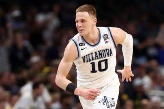 Donte DiVincenzo estará en el Draft de la NBA 2018