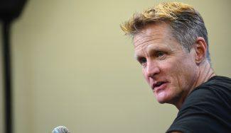 Steve Kerr, más que un entrenador: elogios a compañeros y rivales