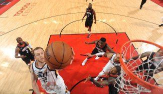Los Jazz sorprenden a los Rockets con el mejor Joe Ingles