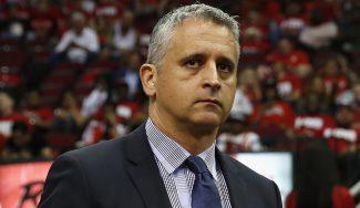Igor Kokoskov hará historia como entrenador-jefe europeo en la NBA