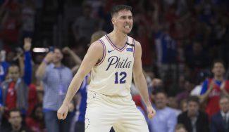 T.J. McConnell, el talismán que permite a los 76ers alargar sus 'playoffs'