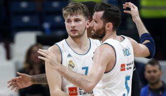 Rudy insinúa la marcha de Luka Doncic a la NBA este verano