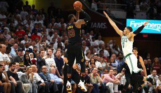 Los datos de LeBron que asustan a los Celtics y mencionan a Jordan