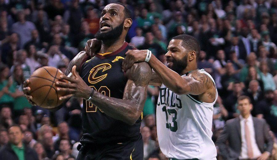 «El mejor partido de la carrera de LeBron James»
