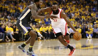 Houston conquista Golden State y empata las Finales de Conferencia