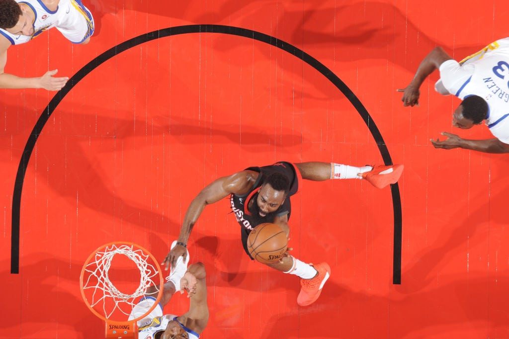 Los Rockets pueden con los Warriors: 7 datos que igualaron las Finales del Oeste