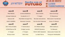 Campeonato de España Cadete Masculino: Todos los grupos