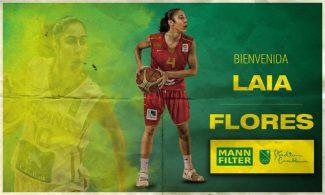 El Mann Filter ficha a Laia Flores para la próxima temporada