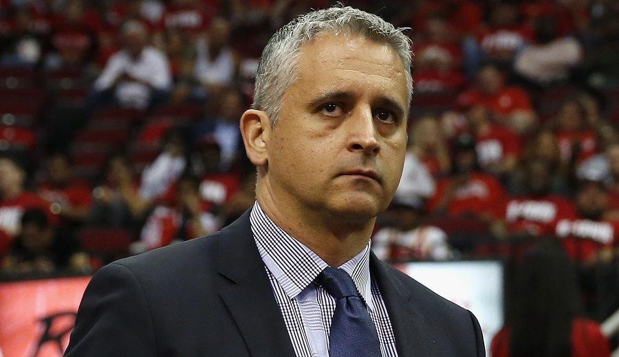 """Igor Kokoskov: """"No me considero un entrenador europeo"""""""