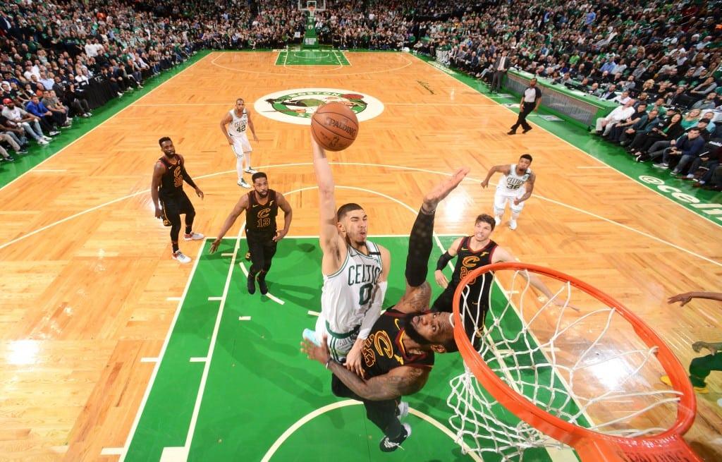 Los diez mejores mates de la temporada pasada en la NBA