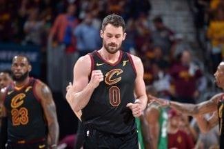 Kevin Love podrá jugar el primer partido de las Finales NBA