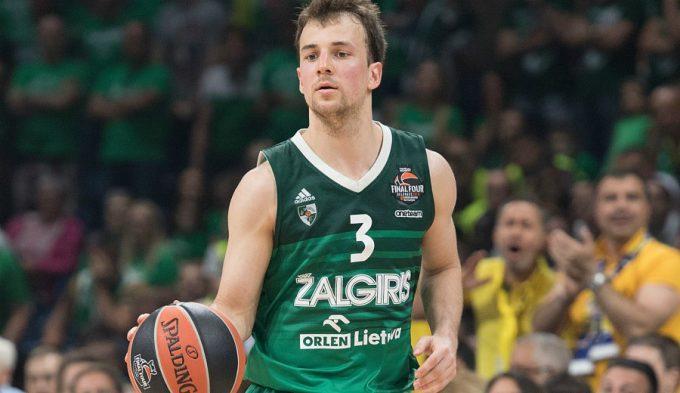 Kevin Pangos, en la agenda de equipos NBA y el Barcelona Lassa, según Sportando