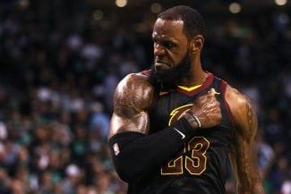LeBron James agranda su leyenda: octavas Finales de la NBA seguidas
