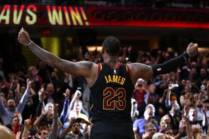 Todas las canastas ganadoras de la temporada 2017-18 en la NBA