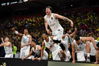 Revive la Euroliga del Real Madrid con la mini-película de la final