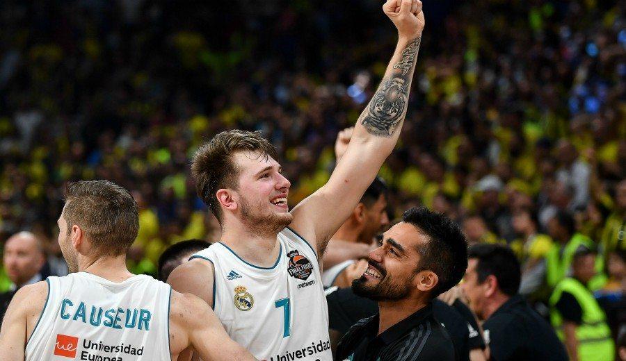 Luka Doncic, MVP de la final y rey indiscutible de Europa