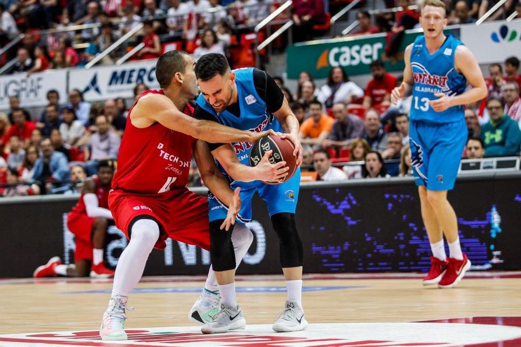 ¡10 triples! La exhibición de tiro de Marko Popovic contra el Zaragoza