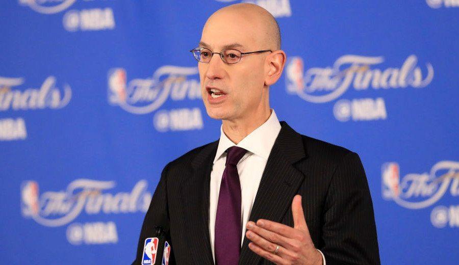 NBA contra la crisis: Silver bajará su sueldo y el de los principales ejecutivos