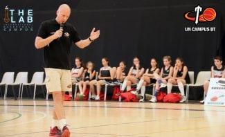 Disfruta del Baloncesto en el Campus de Liencres