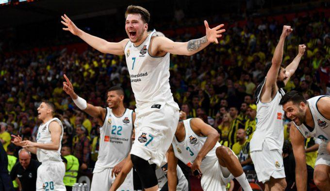 El Real Madrid se corona campeón de la Euroliga