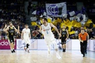 Rudy Fernández lleva al Real Madrid a semifinales de la ACB