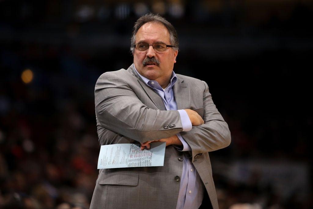 Los Detroit Pistons despiden a Stan Van Gundy tras cuatro temporadas