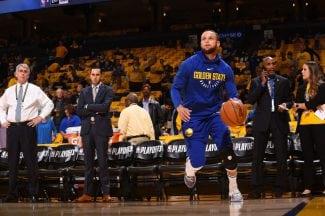 Los Warriors esperan a Curry para el segundo duelo contra los Pelicans