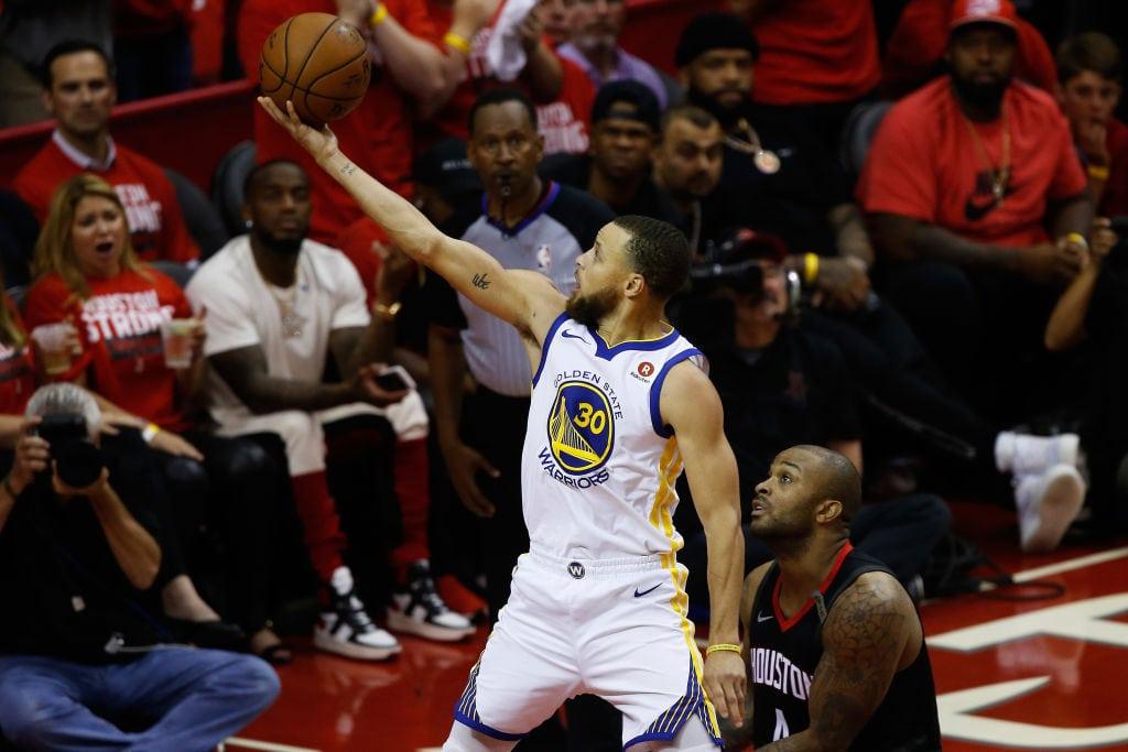 Lo mejor de Stephen Curry durante la temporada 2017-18