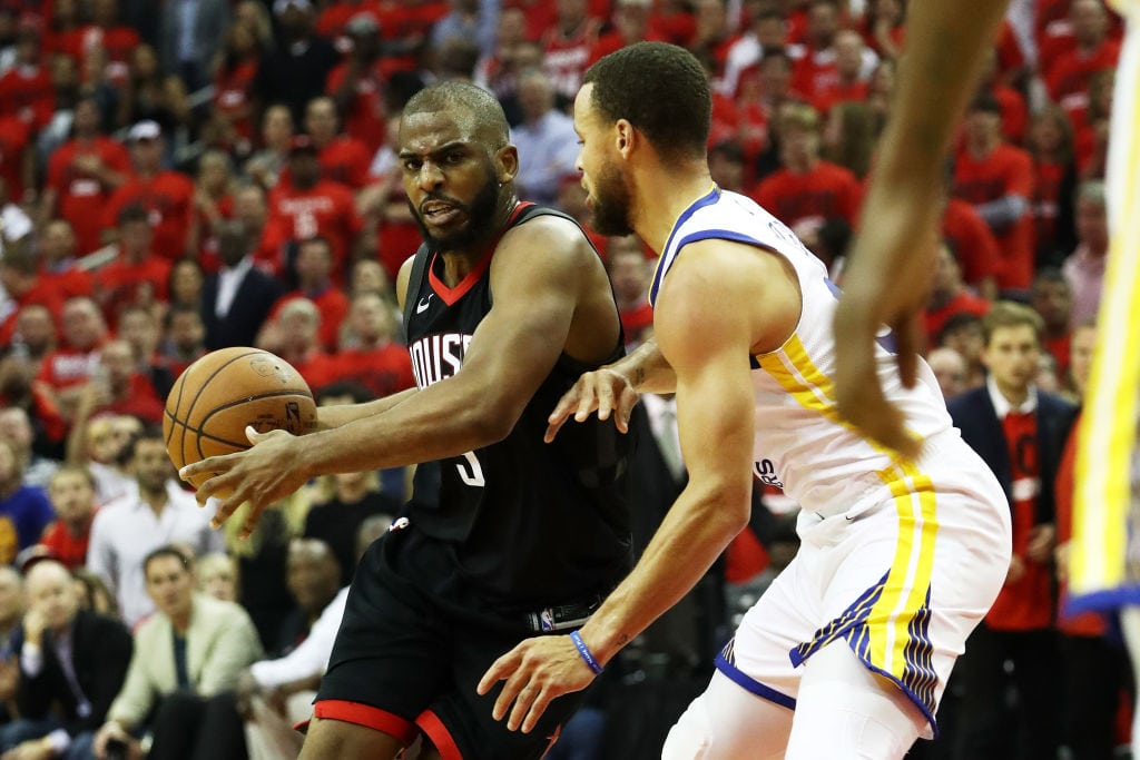 """""""Sorpresa, sorpresa"""": los Rockets van a por Curry en ataque"""
