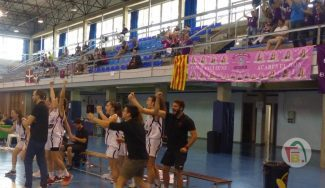 Sant Adriá llega a cuartos por la vía rápida y Valencia Basket pierde ante el Barcelona