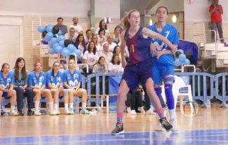 Conoce a los 4 equipos semifinalistas del Campeonato de España Cadete Femenino