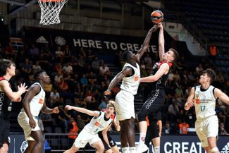 Real Madrid y Joventut se despiden de la final del Adidas Next Generation