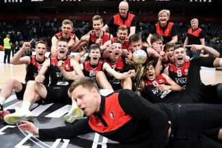 El Lietuvos Rytas se proclama campeón en el ANGT