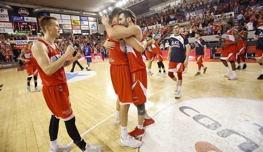 El Manresa gana al Melilla y regresa a la Liga Endesa