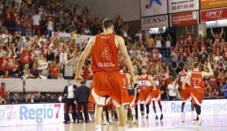 Jordi Trías, MVP de la LEB Oro; Natxo Lezcano, el mejor entrenador