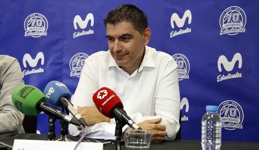 Josep María Berrocal, nuevo entrenador de Movistar Estudiantes