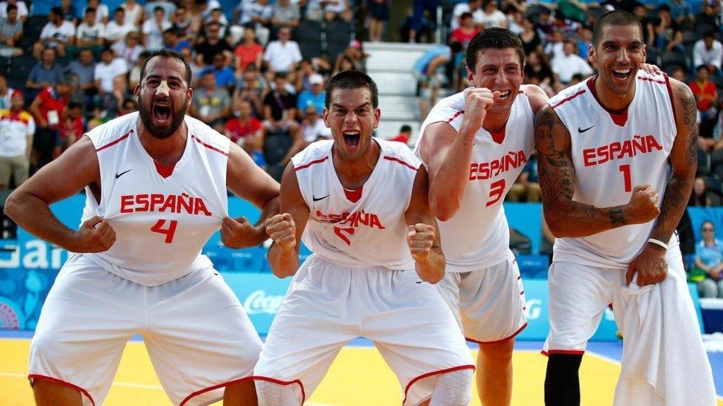 España, 3x3; Foto: FIBA