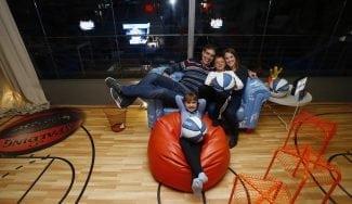 Endesa Basket Lover: una habitación con vistas al parqué