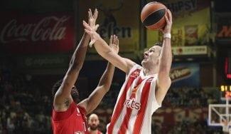 Alen Omic lidera al Estrella Roja al título en Serbia