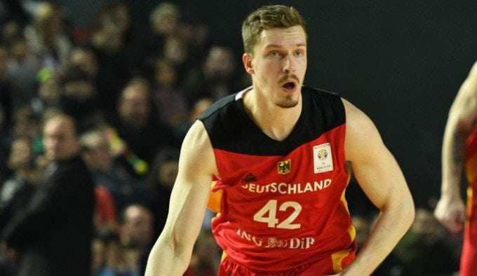 Un jugador de la Liga Endesa en la lista de Alemania para la ventana FIBA