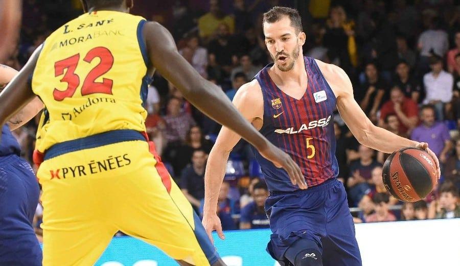 El Barcelona Lassa acaba con el sueño del Morabanc Andorra