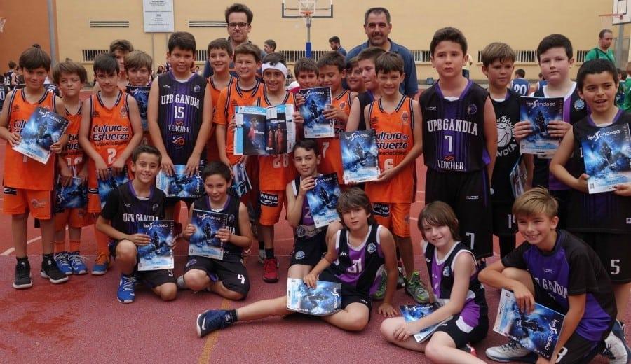 La Basket CUP Gandía, un broche final perfecto para la temporada