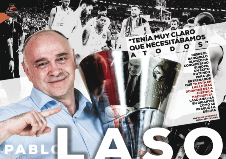 Artículo Pablo Laso