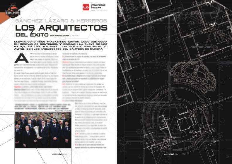 Artículo Arquitectos